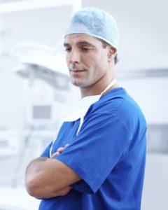portret chirurga